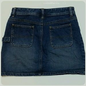 Old Navy Skirts - Misses Old Navy Denim Mini-Skirt Size 2